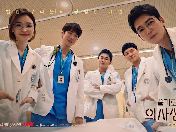 Hospital Playlist Season 2 Pimpin Persaingan Rating, Catatkan Rekor Baru!