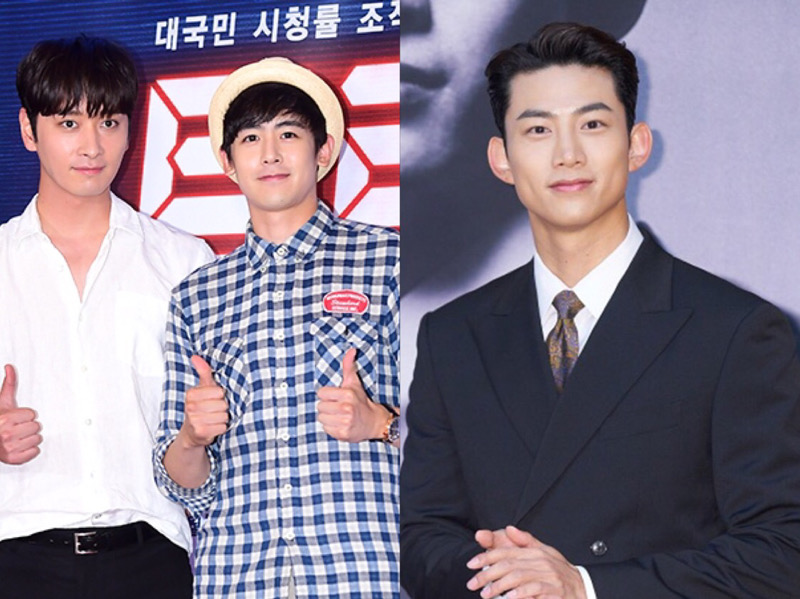 Dukung Taecyeon, Nichkhun dan Chansung 2PM Jadi Cameo Drama Vincenzo