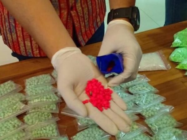 Awas Sindikat Narkoba Obat Gila 'Yaba' dari Thailand Dikemas dalam Produk Teri Medan