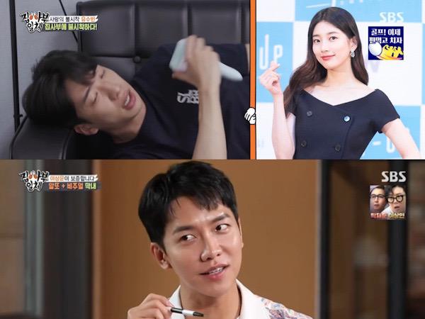 Dipanggil Bae Boss, Suzy Beri Tips Variety untuk Yoo Su Bin dan Sifat Lee Seung Gi
