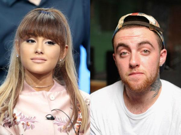 Tertangkap Cium Mesra, Ariana Grande Resmikan Hubungan dengan Mac Miller?
