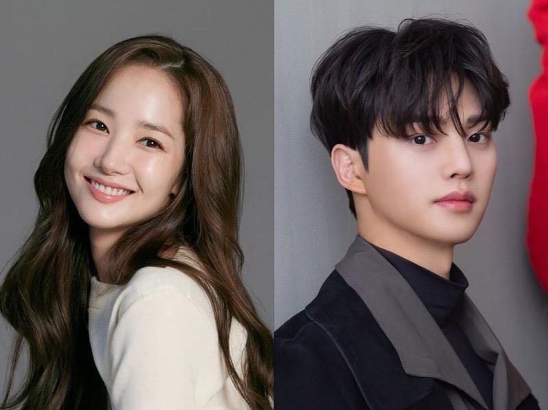 Park Min Young dan Song Kang Digaet Bintangi Drama Korea Romantis