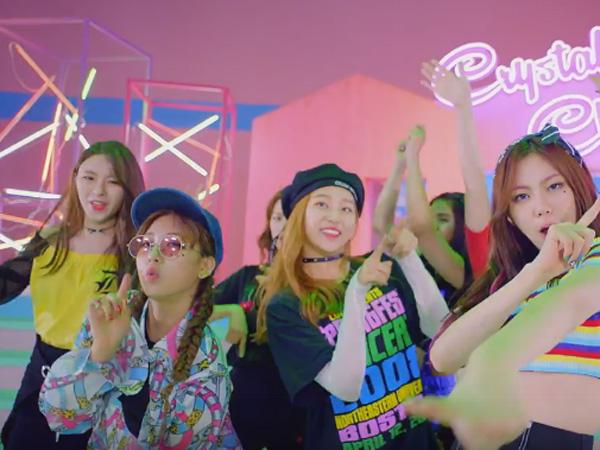 Lengkap 7 Member, Intip Warna-warni dan Keceriaan CLC di MV 'No Oh Oh'
