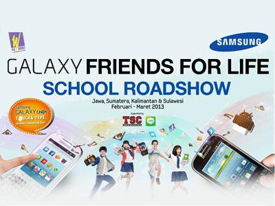 Ke-10 Finalis Samsung Galaxy Friend For Life Akan Unjuk Gigi di Gandaria City!