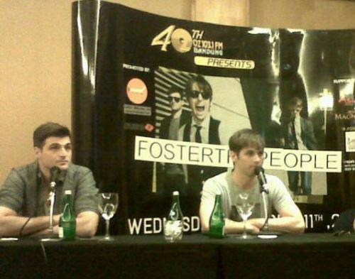 Foster The People Gelar Konser di Jakarta