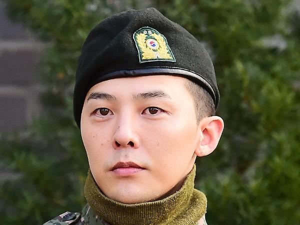 G-Dragon Resmi Keluar Wajib Militer Disambut Ribuan Fans