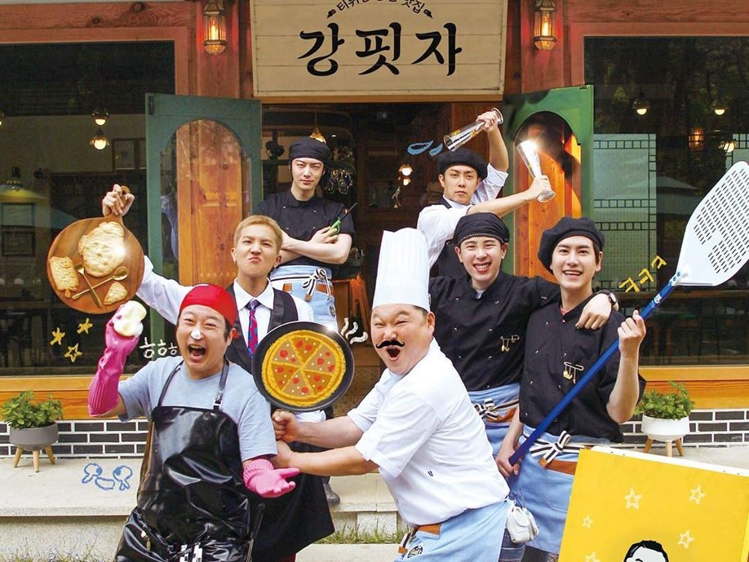Kyuhyun Jadi Kepala Koki, Variety Kang's Kitchen 2 Langsung Lanjut ke Musim Ketiga