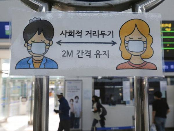 Makin Ketat, Korea Selatan Akan Terapkan Sistem Jarak Sosial 5 Tingkat