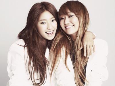 Ini Dia 6 Pasangan Duo K-Pop Wanita yang Memukau