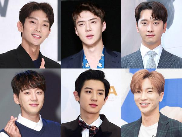 Bersiap Dimanjakan Visual 6 Pria Tampan di Web Drama Terbaru 'Secret Queen Makers'