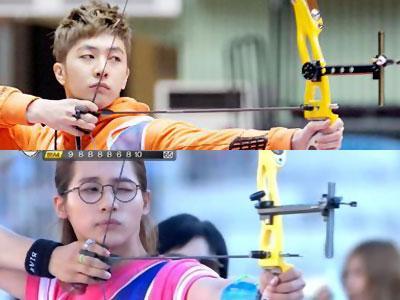 Siapa Idola K-Pop yang Berhasil Raih Medali Emas Panahan Idol Athletic Championship 2014?