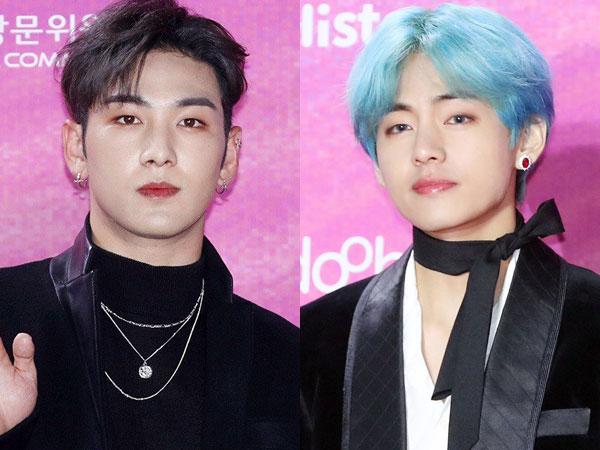 Gotong Kursi untuk NU'EST W Saat di GDA, Baekho Sebut V BTS Seperti Malaikat