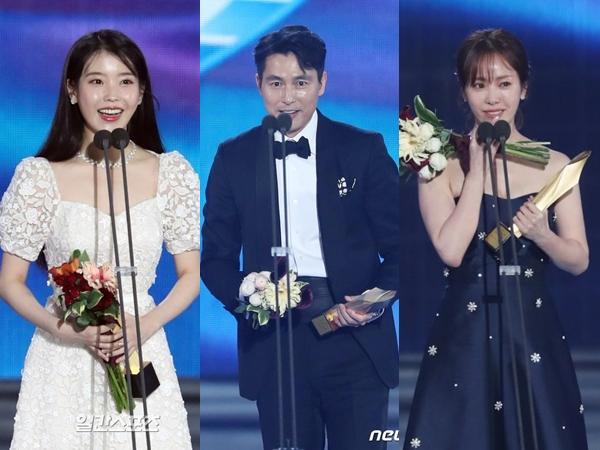 Jung Woo Sung Hingga Han Ji Min Menangkan Baeksang Arts Awards 2019 Kategori Film