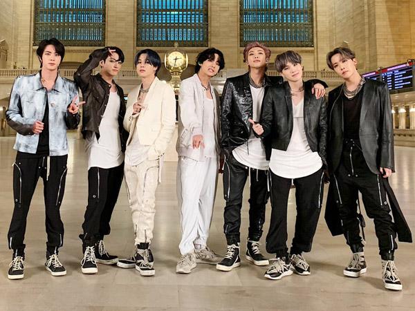 BTS Umumkan Konser Online Secara Live Sehari Setelah Perayaan Anniversary
