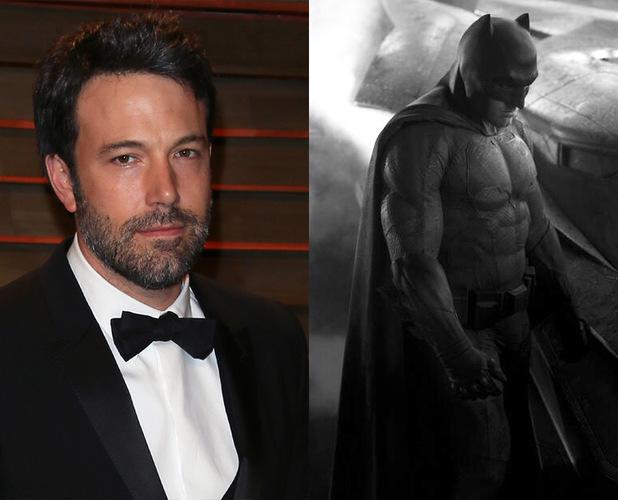 Demi Perankan 'Batman', Ben Affleck Rela Tubuhnya 'Membesar'!