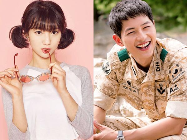 Pernah Muncul di Drama yang Sama, Binnie Oh My Girl Puji Keramahan Song Joong Ki