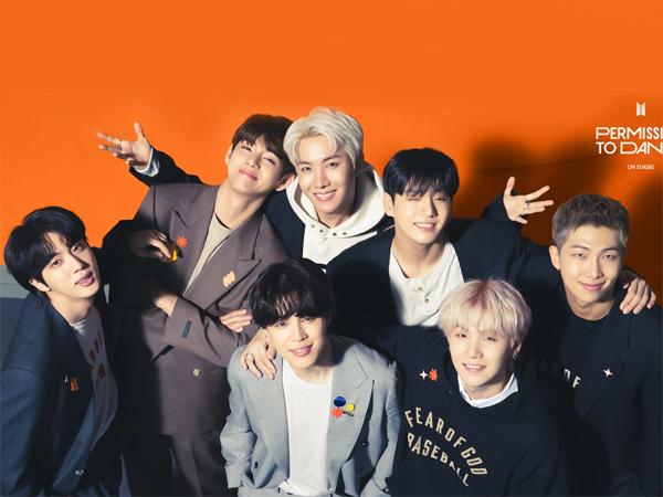 Lampaui 100 Juta Streaming, BTS Kantongi 2 Sertifikat Platinum di Jepang