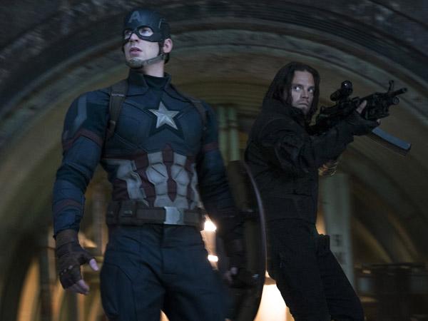 Chris Evans Singgung Captain America Tak Ikut 'Avengers: Infinity War' Hingga Selesai?