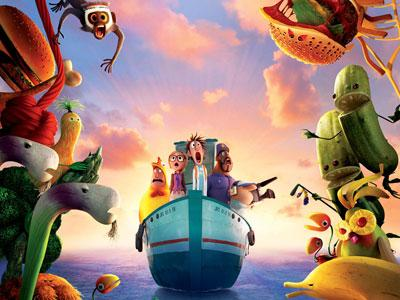 Cloudy With a Chance of Meatballs 2 Duduki Puncak Box Office