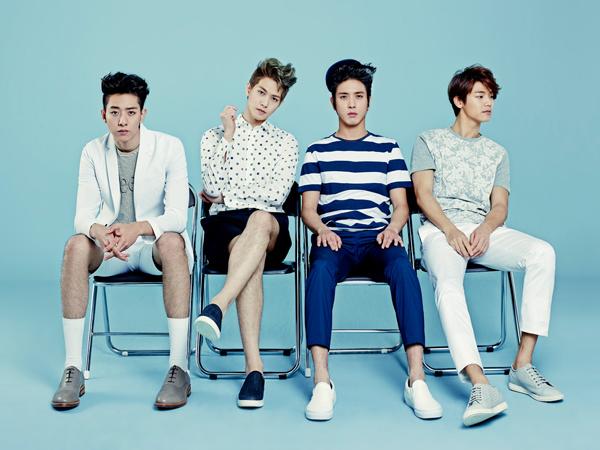 CNBLUE Dirumorkan Akan Comeback Setelah Hampir Dua Tahun