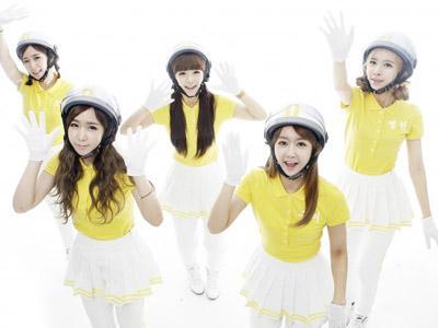 Billboard Anggap Crayon Pop Mampu Saingi Psy!