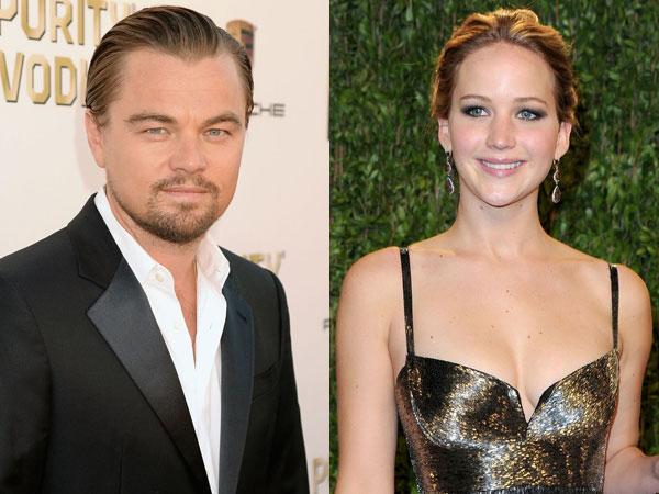 Leonardo DiCaprio Akan Segera Main Film Bareng Jennifer Lawrence!