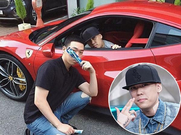 Awas Penipuan, Mobil Mewah Miliaran Rupiah Milik Rapper Ternama Korea Ini Nyaris Raib!