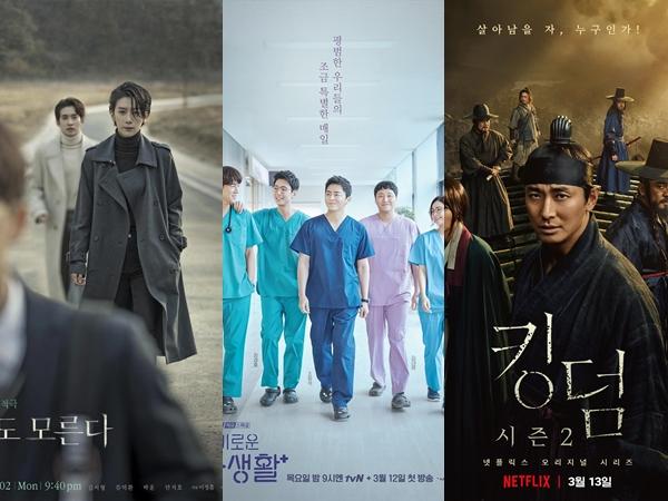 Slice of Life Hingga Thriller, Inilah K-Drama Baru yang Siap Tayang di Bulan Maret (Part 1)