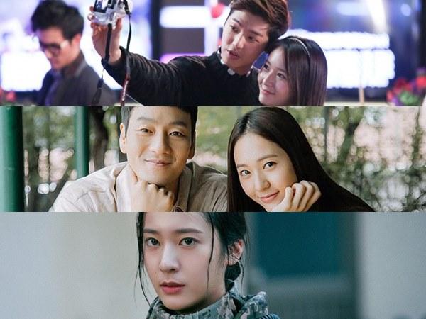 6 Drama Korea Populer Dibintangi Krystal f(x)