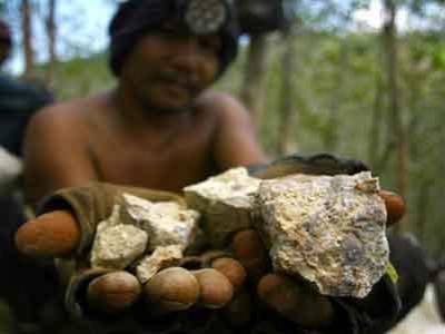 Wow, Gempa Bumi Bikin Emas Semakin Banyak
