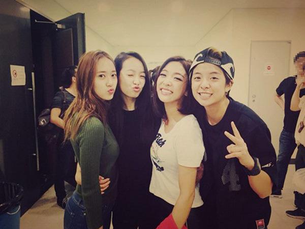 Siap Comeback, f(x) Jalani Syuting Video Musik Baru di Pulau Jeju?