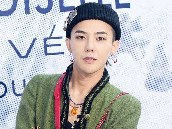 Setahun Ditinggal Wamil, G-Dragon Posting di Instagram untuk Pertama Kalinya