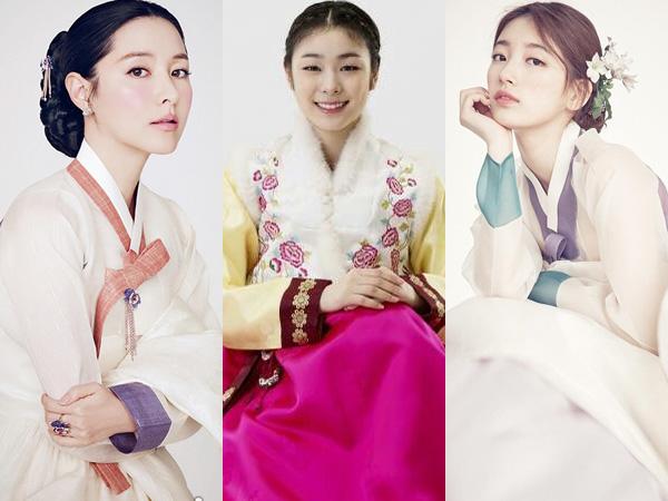 Inilah Seleb Korea yang Dipilih Paling Cocok Kenalkan Hanbok Hingga Mendunia
