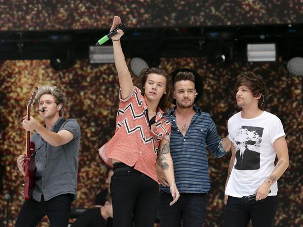 Harry Styles Sudah Siapkan Calon Member Baru One Direction?
