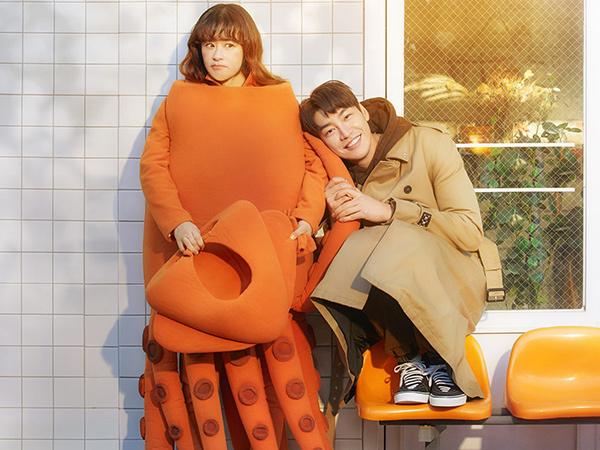 Drama Hello, Me! Rilis Poster Kim Young Kwang dan Choi Kang Hee