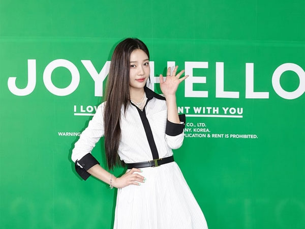 Joy Red Velvet Bicara Soal Debut Solo dan Alasan Pilih Rilis Album Remake