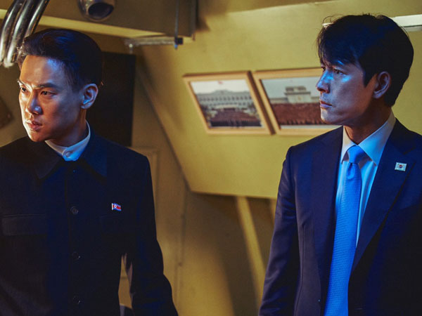 Perankan Pimpinan Korsel dan Korut, Jung Woo Sung dan Yoo Yeon Seok Ungkap Kesan Main Film Bareng