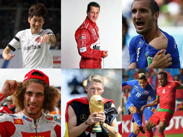 Intip Lagi Momen-momen Menarik Dunia Olahraga di Tahun 2014!