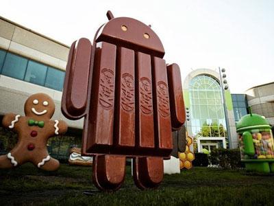 Wow, Android Kitkat Fokus Digunakan Untuk Smartphone Murah