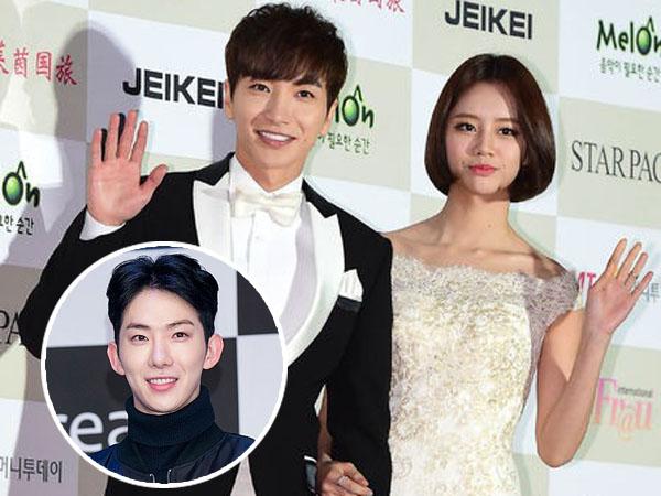 Leeteuk dan Hyeri Girl's Day Temani Jo Kwon Bawakan '2016 Idol Star Athletics Championship'