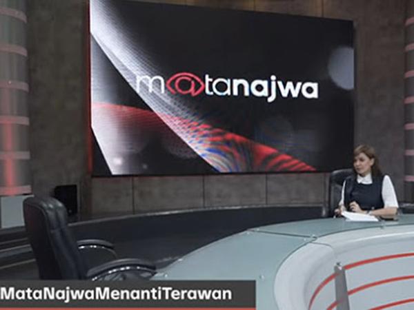 Viral Najwa Shihab Wawancara Bangku Kosong Menkes Terawan