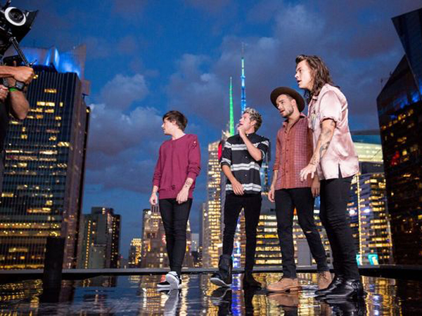 One Direction Pilih Lokasi Ini untuk Video Musik Terbarunya, 'Perfect'