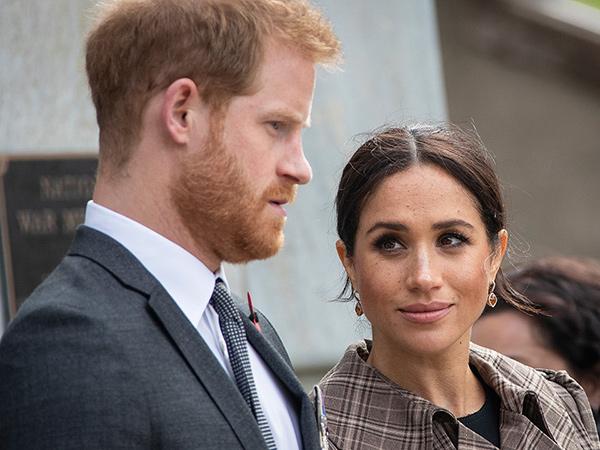 Pangeran Harry dan Meghan Markle Boikot 4 Media Inggris, Kerajaan Inggris Kecewa
