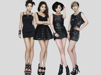 Wow, Brown Eyed Girls Gelar Konser Dengan Rating 19+