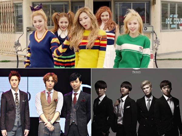 Tak Hanya EXO, Para Grup Idola K-Pop Ini Juga Comeback dengan Perubahan Formasi Member