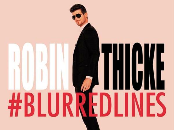 Konflik Plagiat, Lagu 'Blurred Lines' Tidak akan Dijual Lagi?