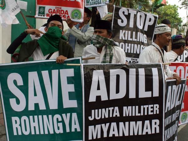 Apa Alasan Kapolri Melarang Aksi Solidaritas Rohingya di Candi Borobudur?