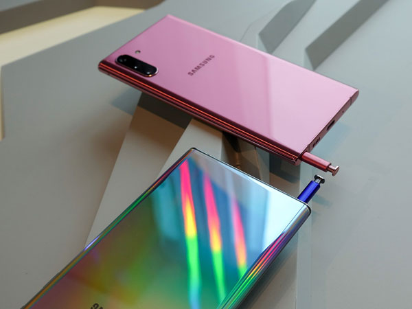 Samsung Ungkap Harga Duo Galaxy Note 10 di Indonesia