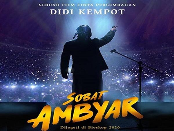 Sebelum Meninggal, Didi Kempot Sudah Selesaikan Syuting Film 'Sobat Ambyar'