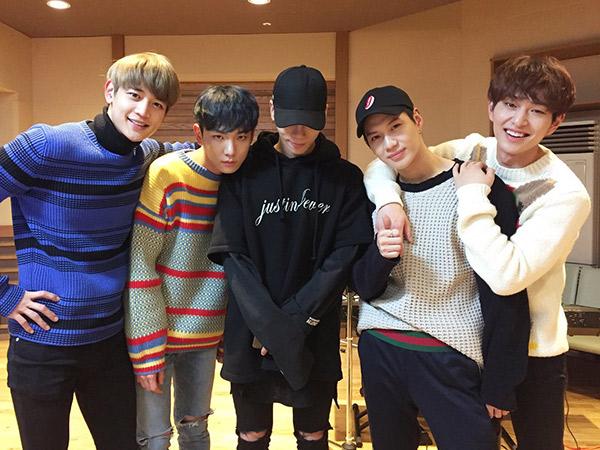 Momen dan Ungkapan Haru Member SHINee di Konser Pertama Tanpa Jonghyun